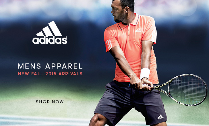 Adidas Mens Apparel Fall 2015