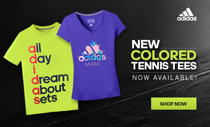 New Adidas Tees Available!