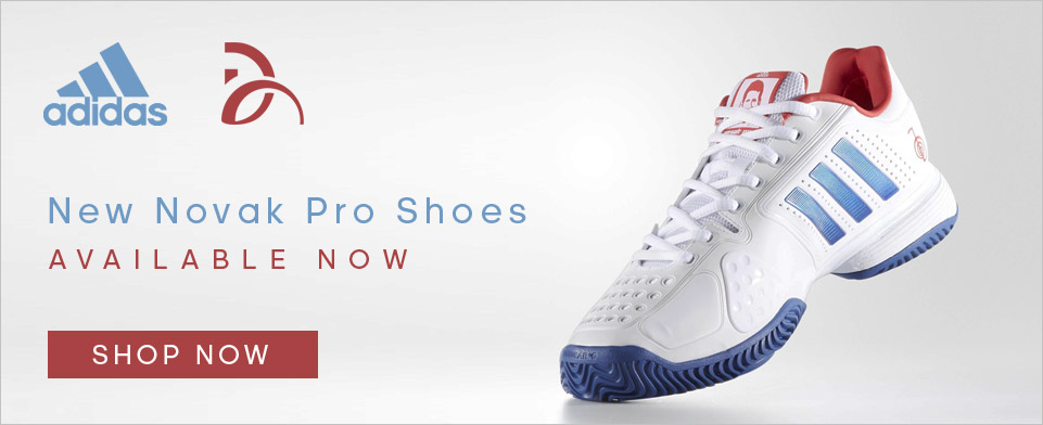 Adidas Novak Pro Tennis Shoes