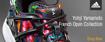 Adidas Y3 French Open 2015 Collection