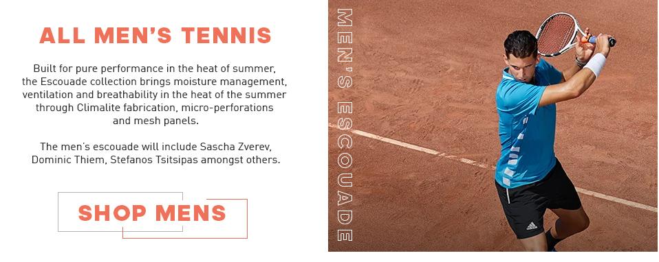 Colección de Tenis adidas Roland Garros 2018   adidas
