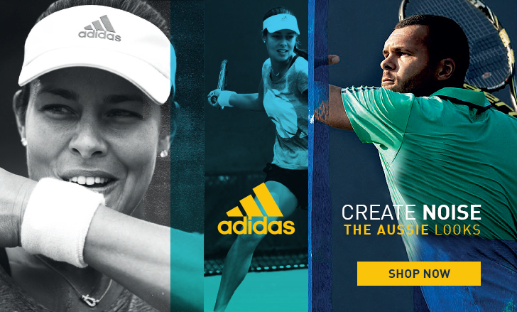 Adidas Spring Tennis Collection