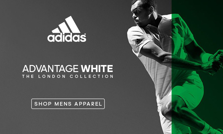 Adidas Advantage Wimbledon 2015 Apparel