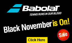 Babolat Black November