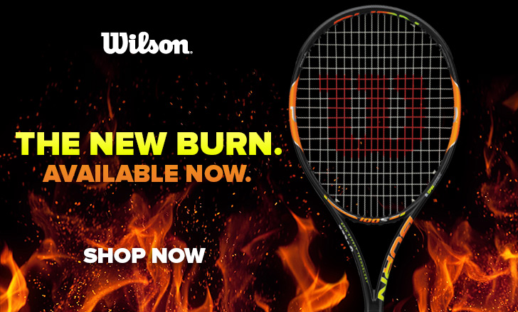 Wilson Burn Now Available
