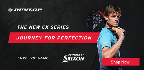 Dunlop CX Tennis Rackets