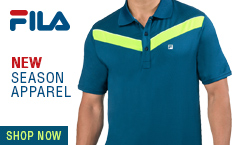Fila New Season Apparel
