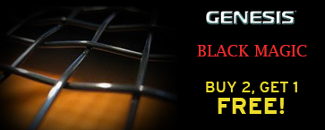 Genesis Black Magic Buy 2 Get 1 Free