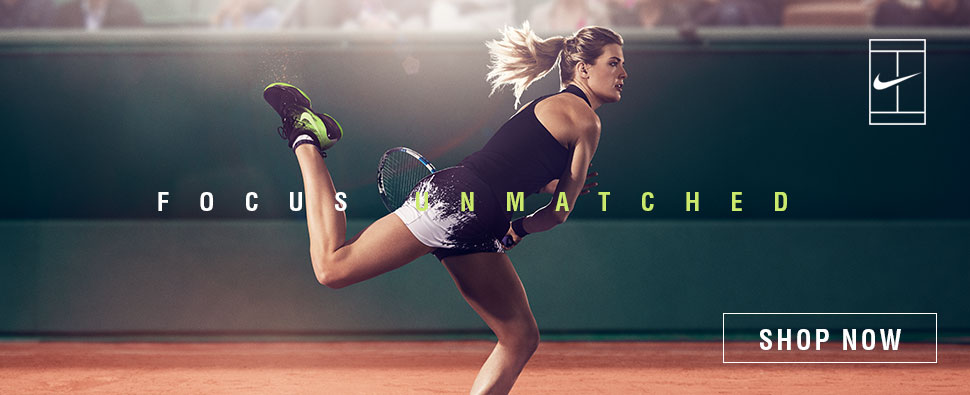 Nike French Open Womens Apparel