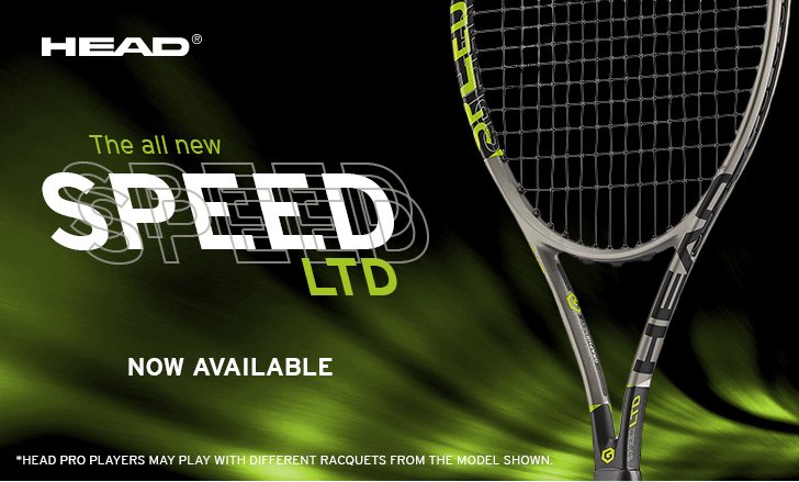 Head Graphene XT Speed LTD