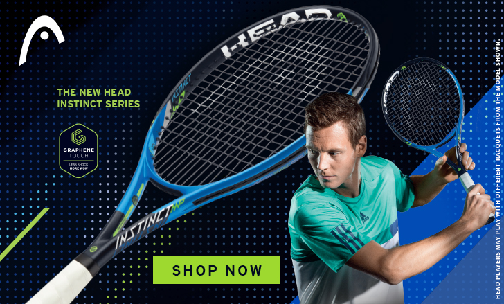 Head Graphene Touch Instinct Racquets