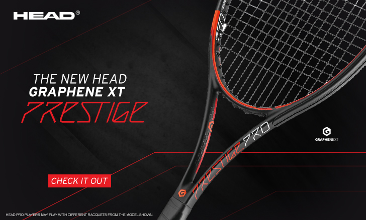 Head Prestige XT Tennis Rackets