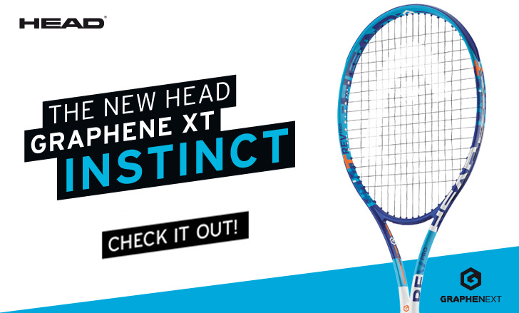 New 2015 Head Instinct XT