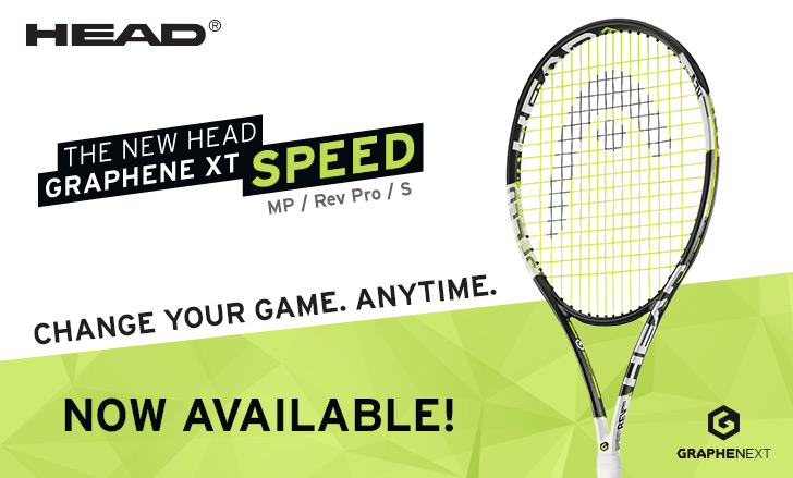 Head Speed Graphene XT