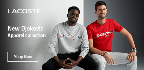 Lacoste Djokovic Collection