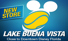 Lake Buena Vista Small Mini Banner