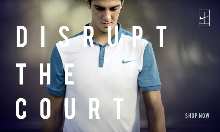Nike New Tennis Apparel