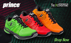 Prince Warrior Textreme Shoes