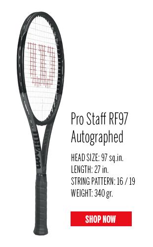 d5cf90a16 Prostaff RF 97 Autographed Prostaff 97Tennis Racquet Prostaff 97S Tennis ...