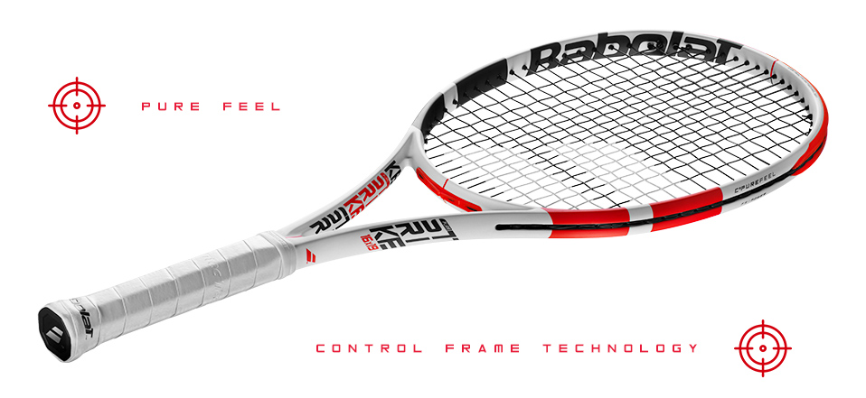 New Babolat Pure Strike 2019 Tennis Rackets