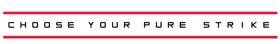 Choose Babolat Pure Strike