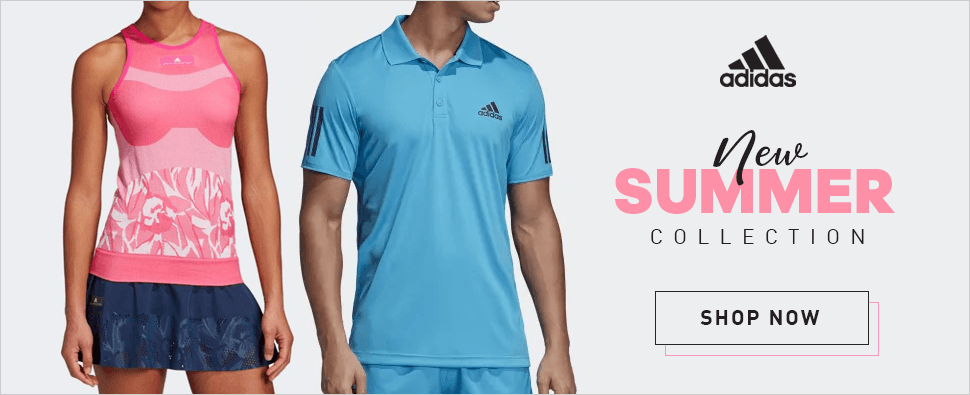 Lacoste Miami Open  Adidas Summer collection ... 49268d39471ae