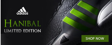 Adidas Hanibal Barricade Limited Edition
