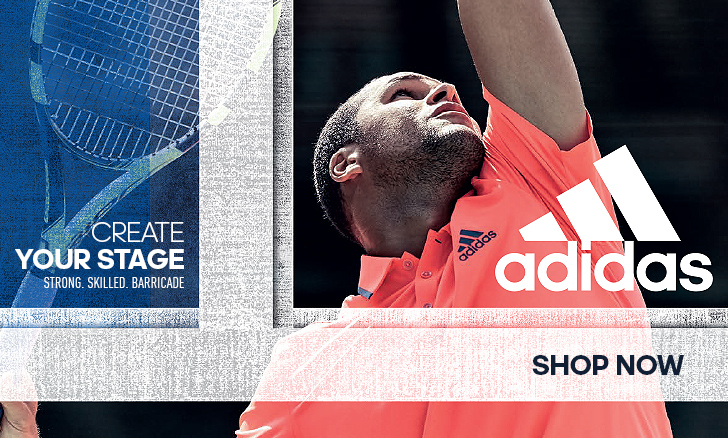 Adidas US Open 2016 Tennis