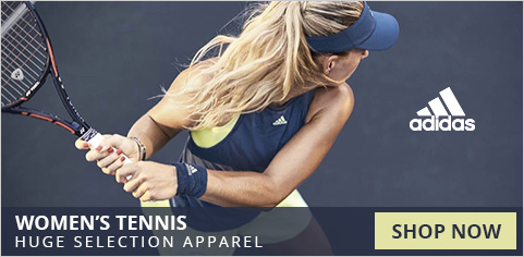 Adidas Womens Tennis Apparel