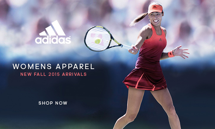 Adidas Womens Fall Tennis Apparel