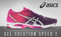 Asics New Tennis Shoes