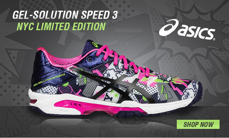 Asics Speed Solution NYC