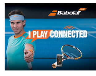 Babolat Play Connected