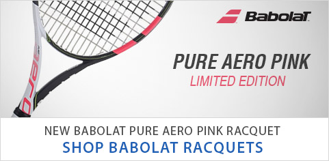 Babolat Pure Aero Pink Tennis Racquets