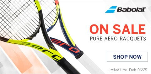 Babolat Pure Aero Racquets On Sale