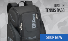 New Tennis Bags