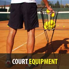 Tennis Court Equipment