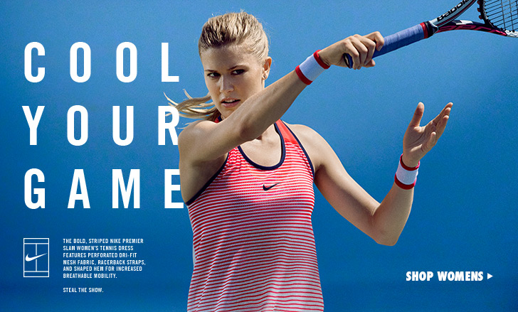 Nike Spring 2016 Womens Tennis Collection