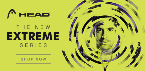 Head Extreme Tennis Rackets