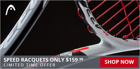 Head Racquets on sale!
