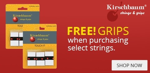 Kirschbaum Strings and Grips