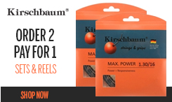 Kirschbaum Strings Promo