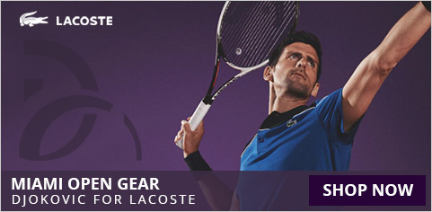 Lacoste Miami Open Collection