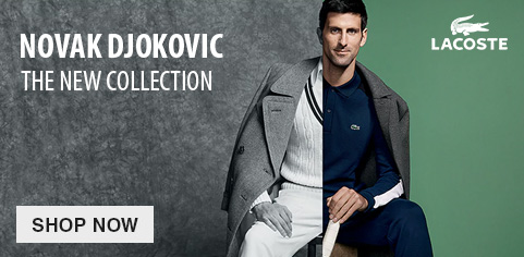 Lacoste Novak Djokovic Collection