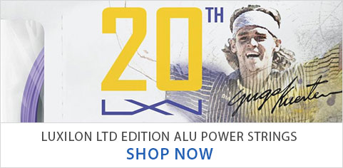 Luxilon 20th Anniversary Alu Power