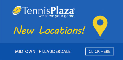 Tennis Plaza New Store Locations