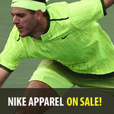 Nike Tennis Apparel On Sale