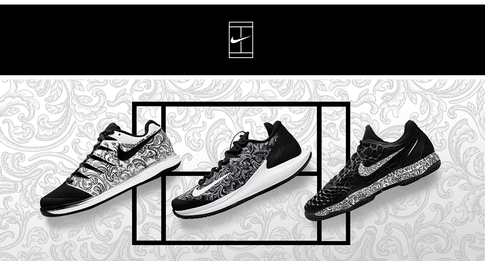 Nike Baroque Pack Shoes Header
