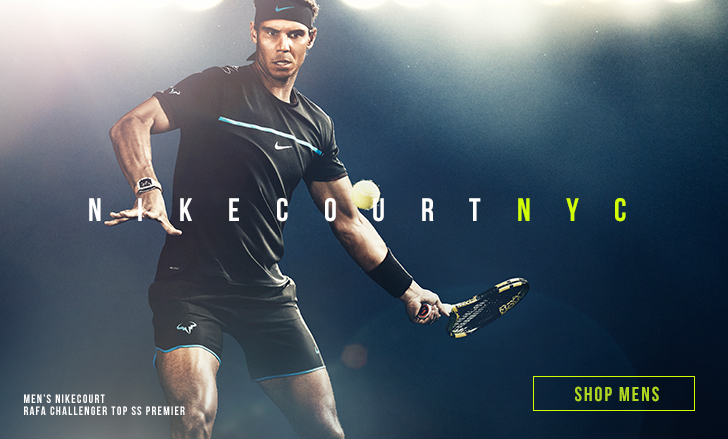 Nike Fall Us Open Apparel