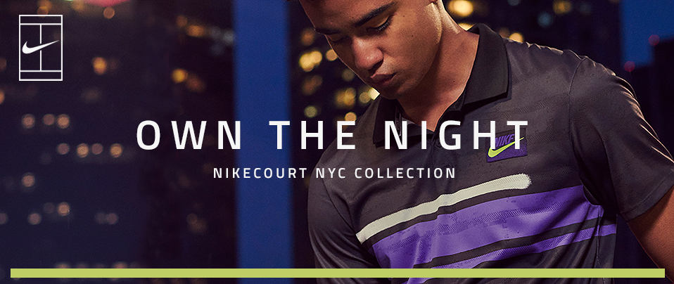 Nike NYC Tennis Collection